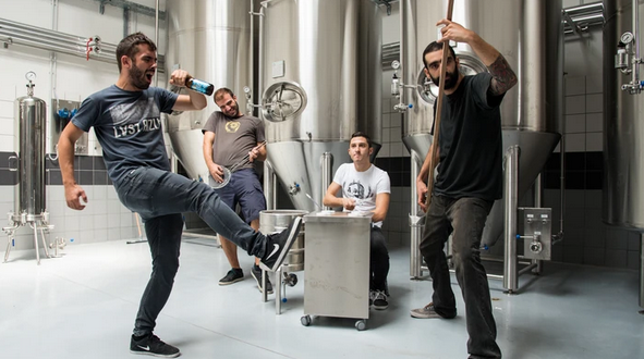 These Young Brewers Are Fighting Greece's Economic Crisis with Craft Beer